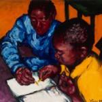 Scuola in Burkina Faso