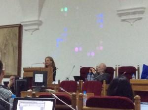 Discorso di Susanna Viale all Assemblea Generale ed al Comitato Esecutivo comitato aiapi in Italia www.aiapi.it