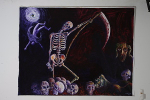 OLtre il murola natura della morte