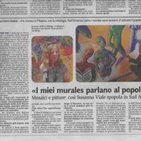 articolo su murales
